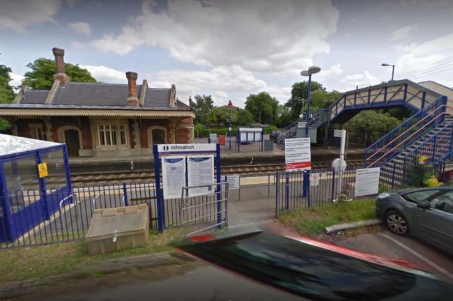 Alan Vickers: Culham train death inquest opens