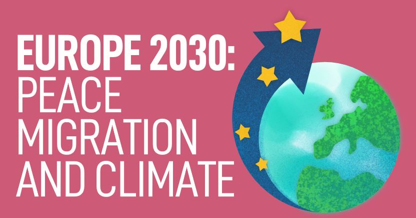 Europe 203: Peace, Migration and Climate