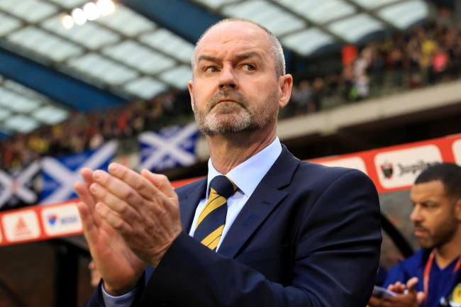 Scotland manager Steve Clarke felt his side missed a great chance to set up a tense finish against Belgium