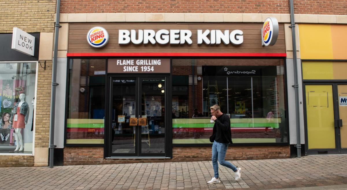 Burger King is ready to launch latest Oxfordshire branch | Oxford Mail