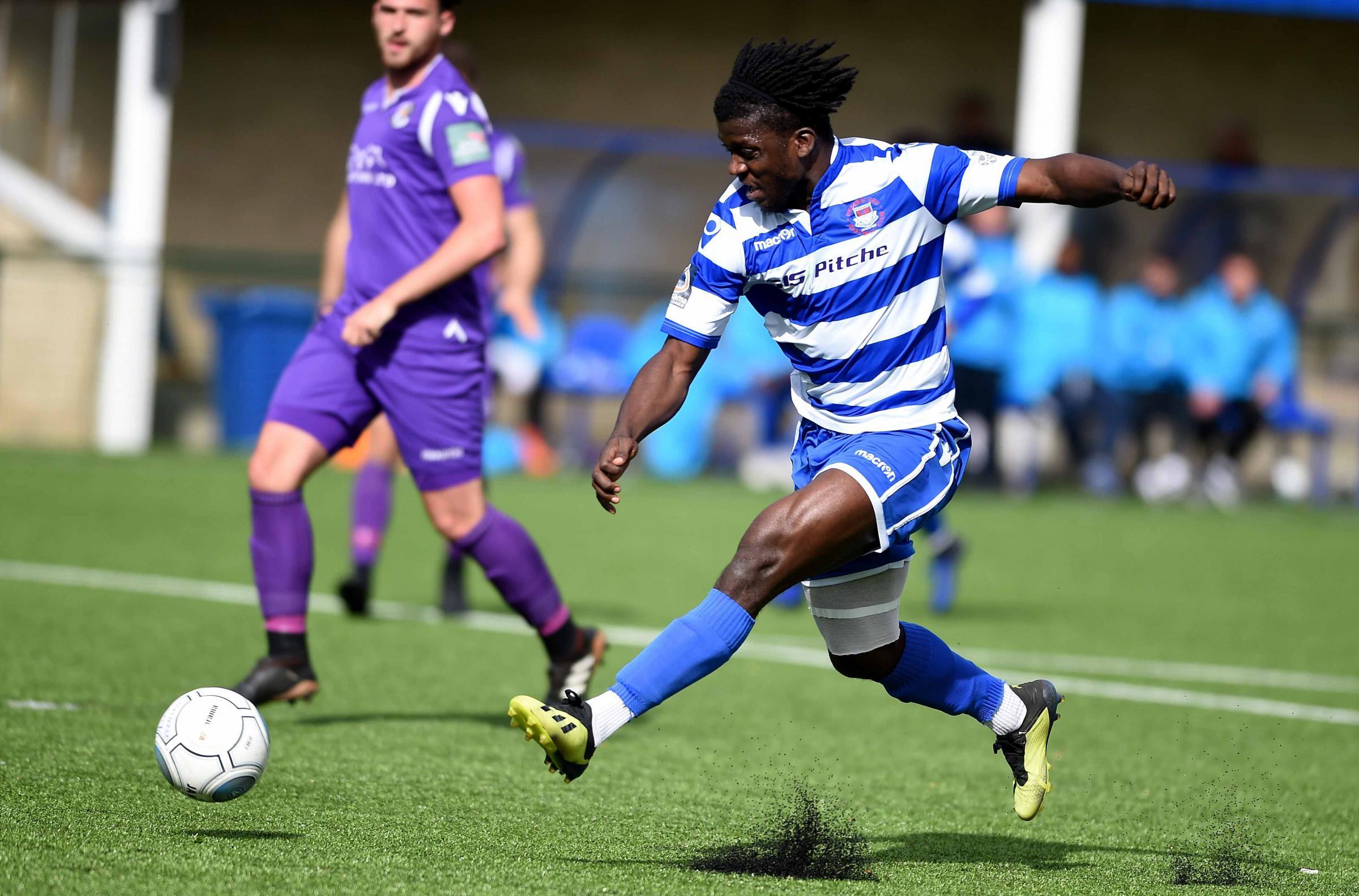 Kabongo Tshimanga leaves Oxford City to join Boreham Wood | Oxford ...
