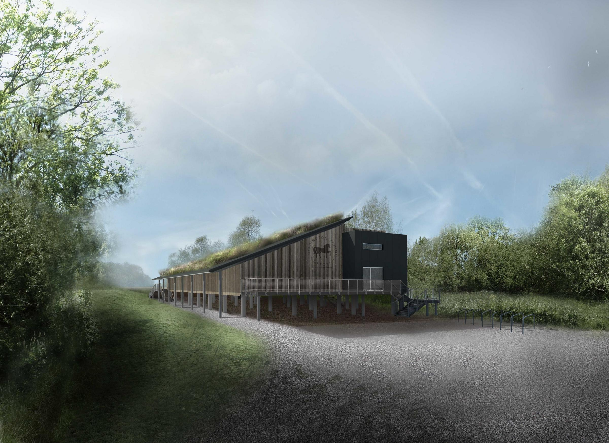 Headington School to build its first ever boathouse in Long Wittenham