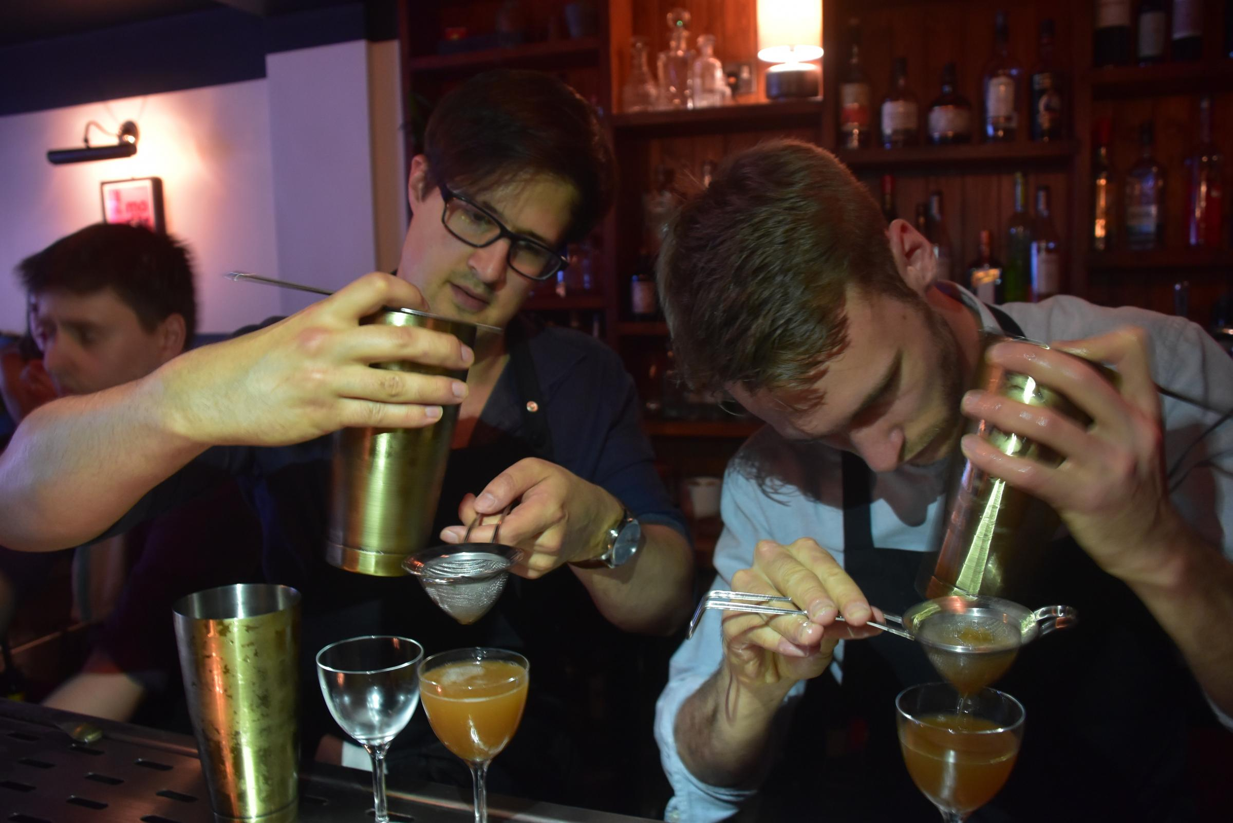 Terruno cocktail bar brings new flavours to Oxford's Cowley Road