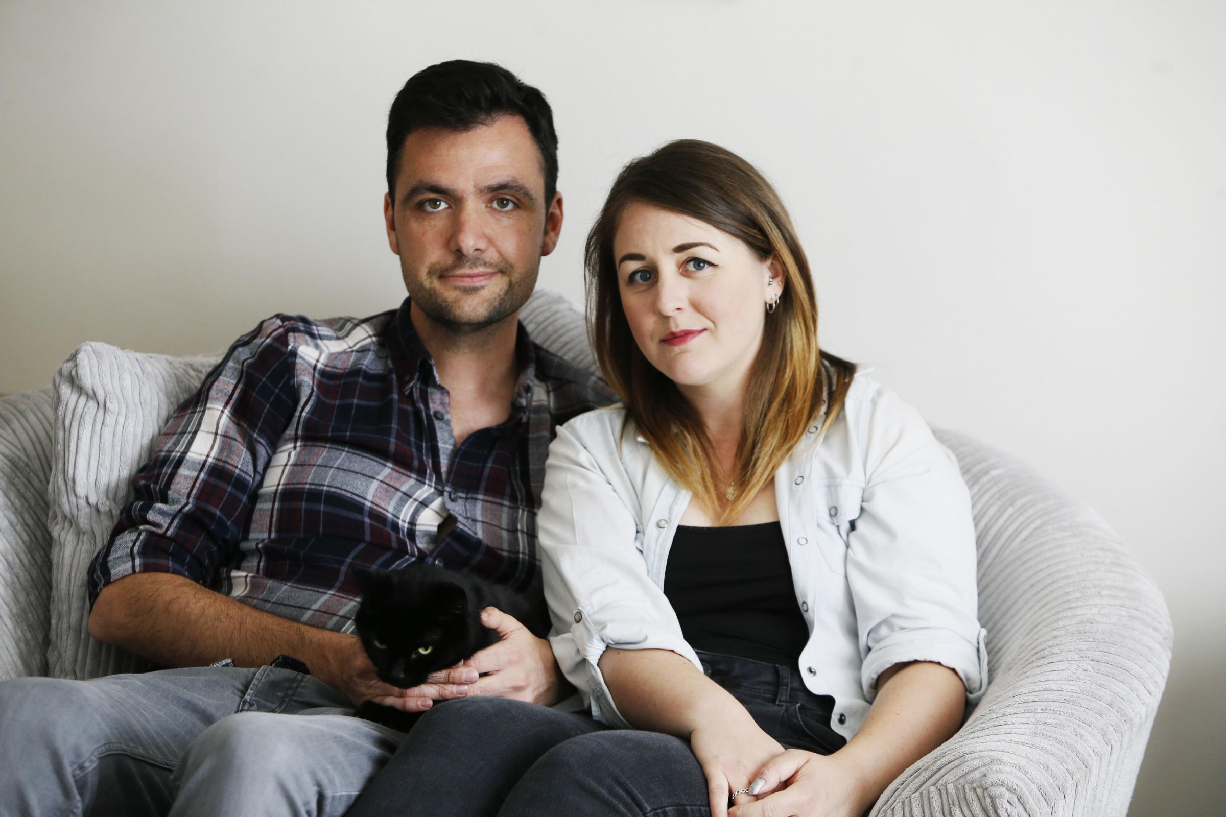 Couple call for an end to Oxfordshire's IVF 'postcode lottery'